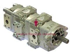 705 41 08001H Hydraulic Pump 247x185 - SBR1-10+10+08SS-H
