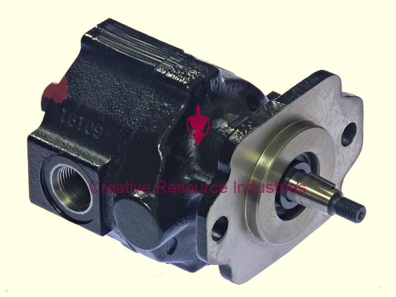 Aa65865 hydraulic gear motors crii for Parker hydraulic motor distributors