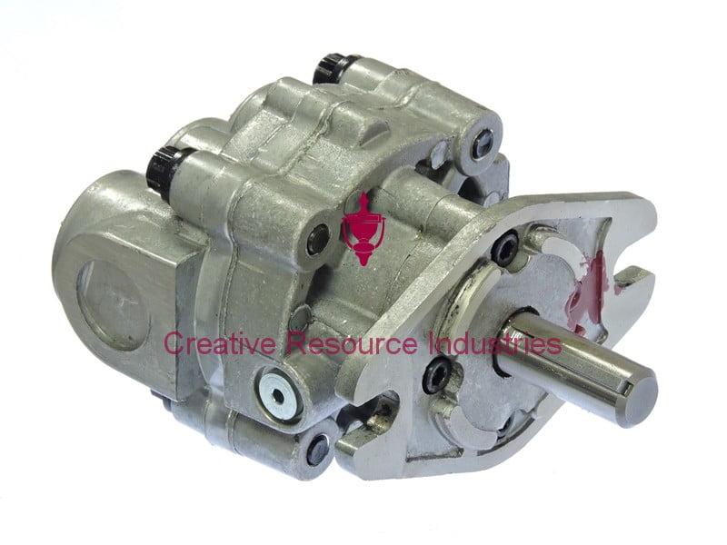 Mgg20016 A1a3 Hydraulic Gear Motors Crii