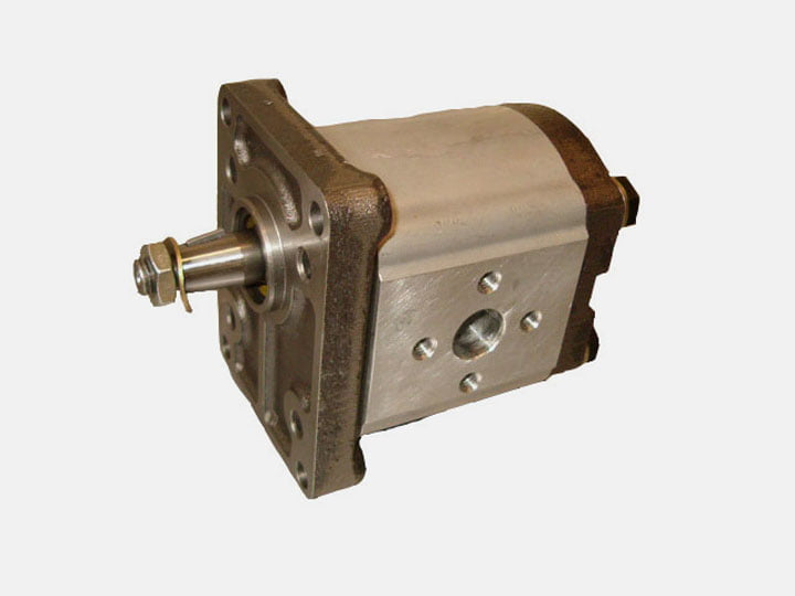 hydraulic gear motor - Hydraulic Pumps & Motors - CRII, Meadville, PA