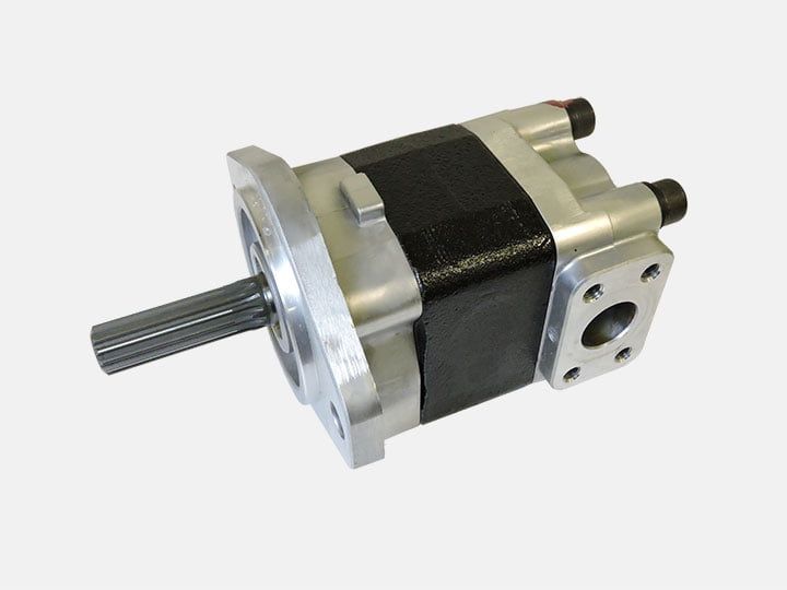 hydraulic gear pump - Hydraulic Pumps & Motors - CRII, Meadville, PA